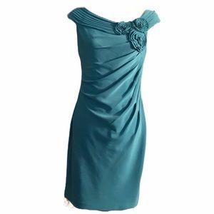 🦋HP🦋Adrianna Papell Women's Cocktail Dress 8P